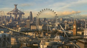 London future city