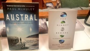 McAuley & Morton Books - courtesy of @gollancz